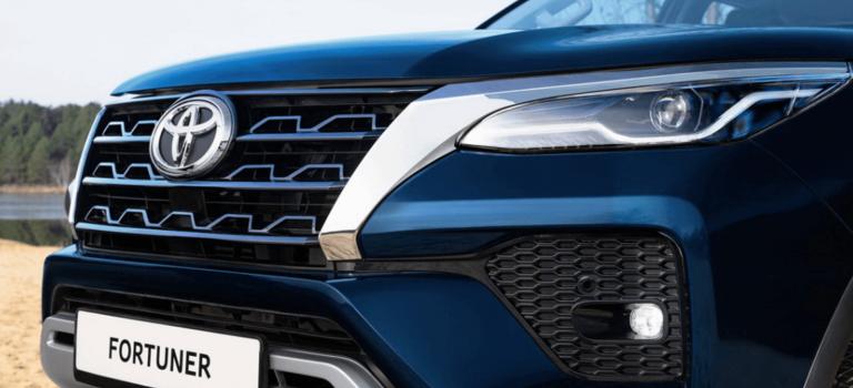 Комфортный автомобиль для комфортной жизни— Тойота Fortuner
