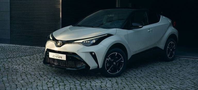 Toyota C-HR иNissan Juke: противостояние ярких индивидуальностей