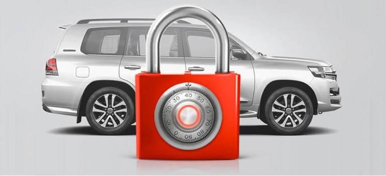 ООО«Тойота Мотор» представляет уникальный комплекс мер для защиты отугона