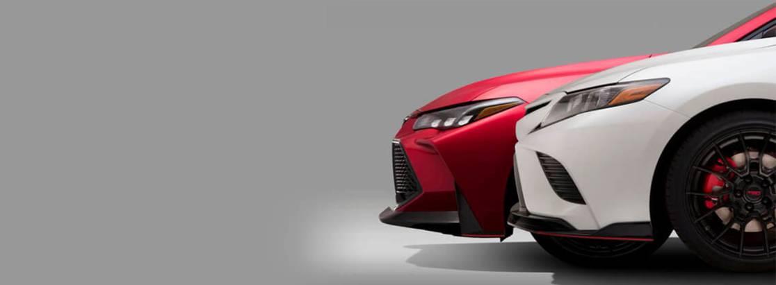 Американские Toyota Camry иAvalon получат заводской тюнинг отTRD