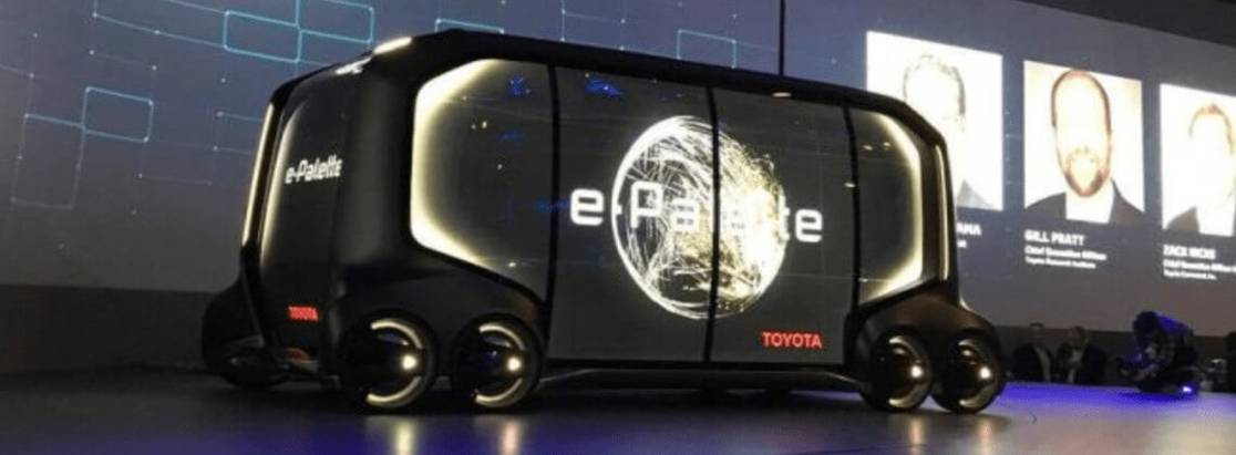 В2020 году Toyota представит электромобиль ствердотельным аккумулятором