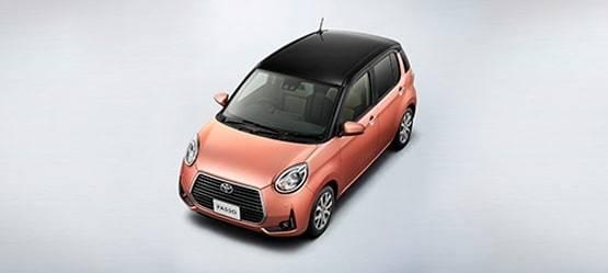 Toyota Passo модернизировали: появились новые бамперы исистема предотвращения ДТП