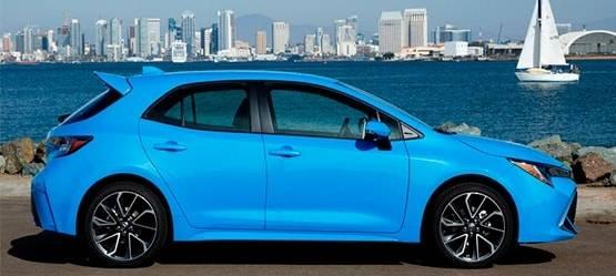 Toyota Corolla получит кросс-версию