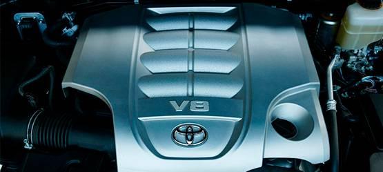 Новый Toyota Land Cruiser 200 лишится мотора V8