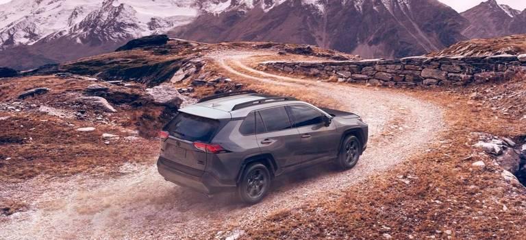 Toyota RAV4 вовнедорожном обвесе TRD дебютировал вЧикаго
