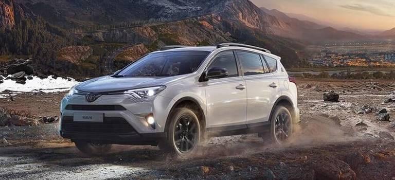 25 лет втренде. Toyota отмечает годовщину первого вмире кроссовера юбилейной серией
