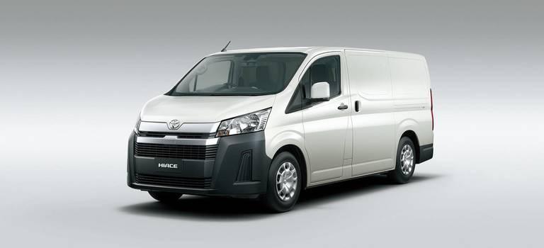 Новую Toyota Hiace представили: она создана сприцелом наразвивающиеся рынки