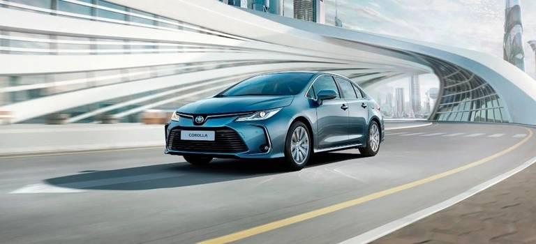 Toyota объявила российские цены нановую Corolla