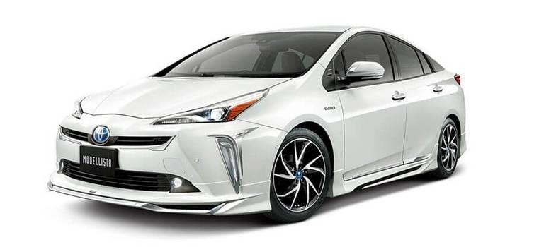 TRD иModellista выпустили тюнинговые комплекты для рестайлинговой Toyota Prius