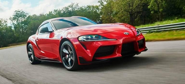 Toyota представила новую Supra. Еебудут продавать ивРоссии!