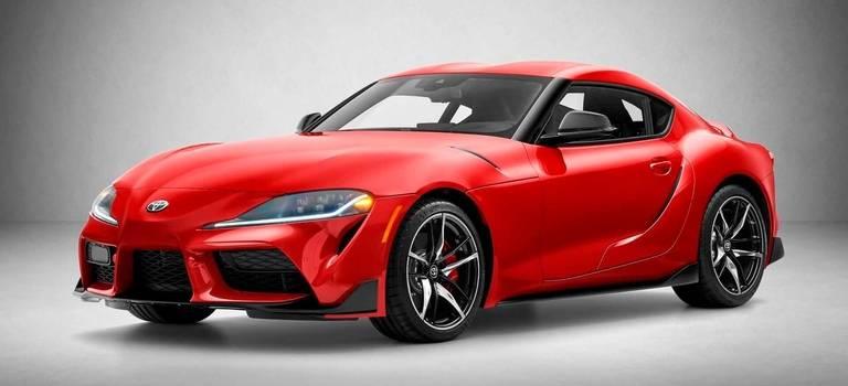Toyota Supra получила улучшенный аэродинамический обвес отTRD