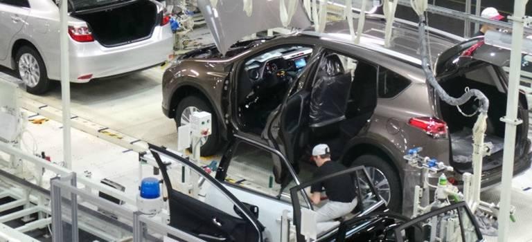 Toyota подала вправительствоРФ заявку наподписание специнвестконтракта