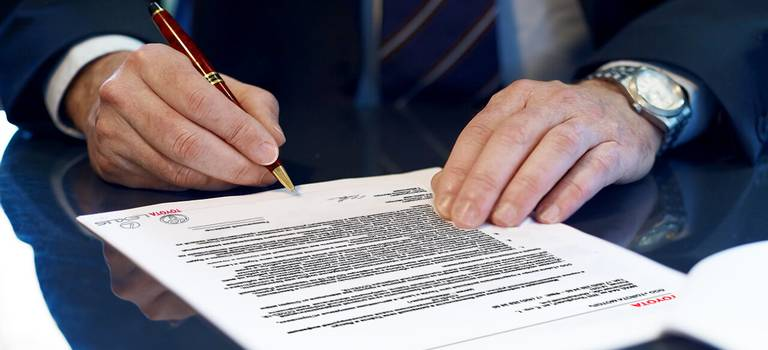 ООО«Тойота Мотор» идилеры Тойота подписали Меморандум особлюдении мер безопасности вдилерских центрах