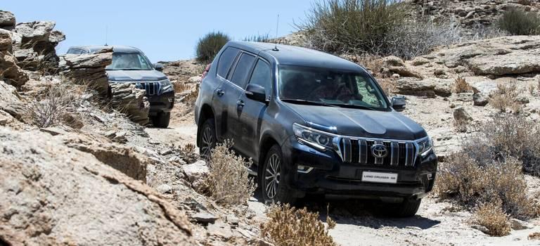 Владельцы Toyota Land Cruiser Prado назвали внедорожник автомобилем мечты