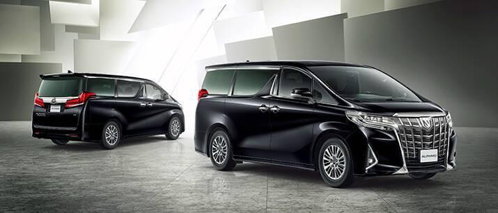 10 причин, почему обновленный Alphard— это флагман легковой линейки Toyota