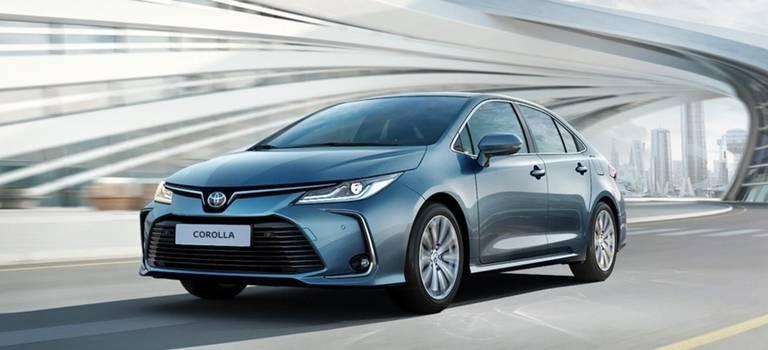 С4марта— старт продаж Абсолютно новой Toyota Corolla!