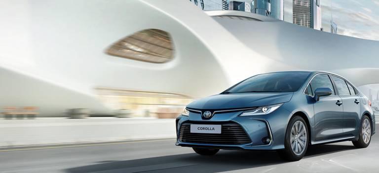 16марта 2019 года состоялось знакомство сАбсолютно новой Toyota Corolla.