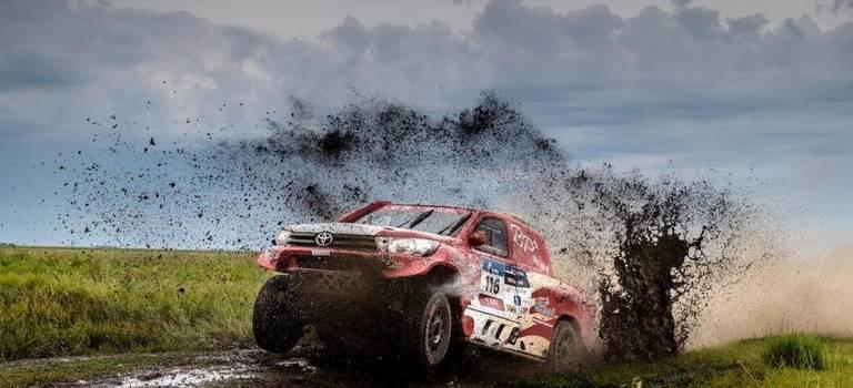 «НеШёлковый» путь Toyota: как ралли-рейд стал настоящей проверкой напрочность.
