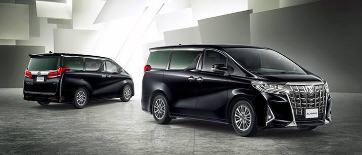 10 причин, почему обновленный Alphard— это флагман легковой линейки Toyota.