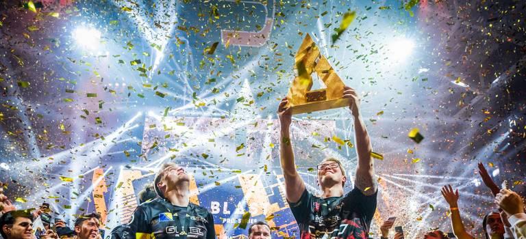 Toyota выступит партнером мирового турнира поCounter-Strike BLAST Pro Series Moscow.