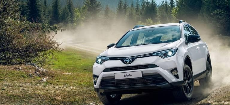 25 лет втренде: Toyota отмечает годовщину первого вмире кроссовера юбилейной серией!