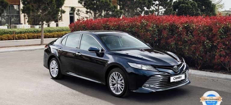 Компания Тойота заняла первое место врепутационном рейтинге иностранных компаний Russia RepTrak® 2019, составленном Reputation Institute для Forbes.