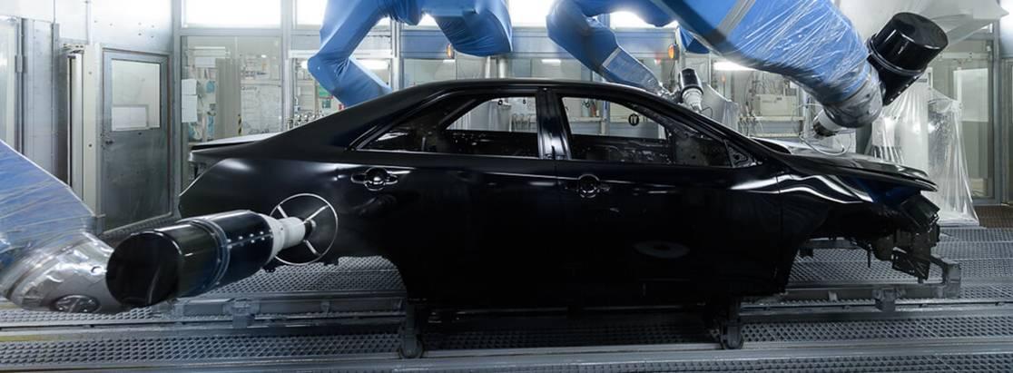Производство Тойота вСанкт-Петербурге: 10 лет и280000 выпущенных автомобилей