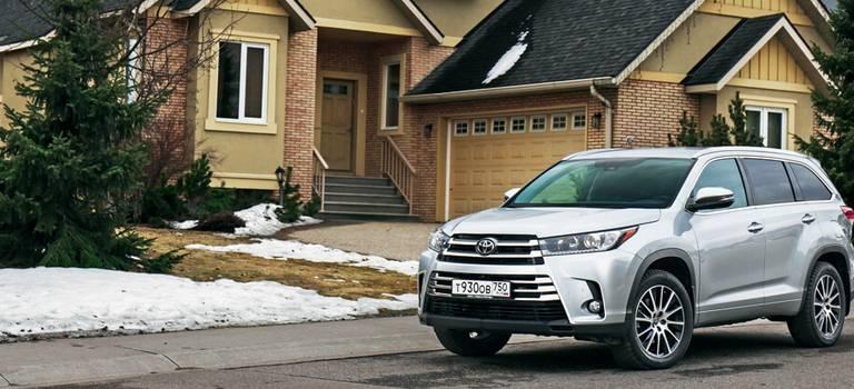 Toyota сделала Highlander доступнее