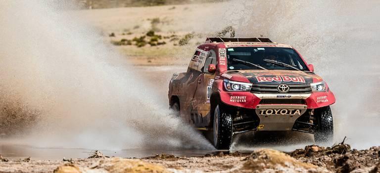 Toyota на«Дакаре-2018»: одна великая гонка ишесть главных достижений