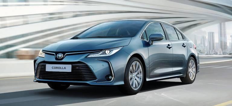 Бизнес нового поколения: вРоссии начинаются продажи новой Toyota Corolla