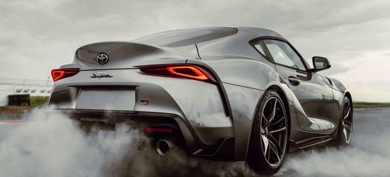 Toyota Supra открывает эпоху спортивных моделей серииGR вРоссии
