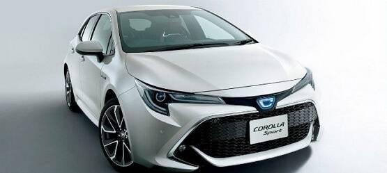 Новая Toyota Corolla завоевала максимальную оценку вкраш-тестах JNCAP