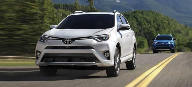 Toyota RAV4 виюле стал бестселлером марки вРоссии