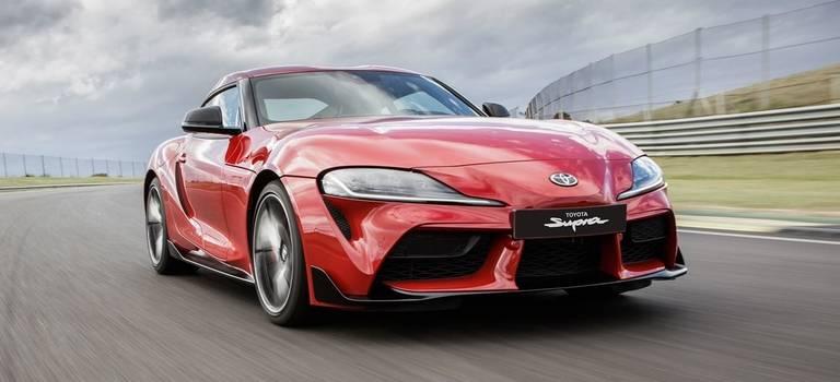 Новая Toyota Supra доступна для заказа вРоссии