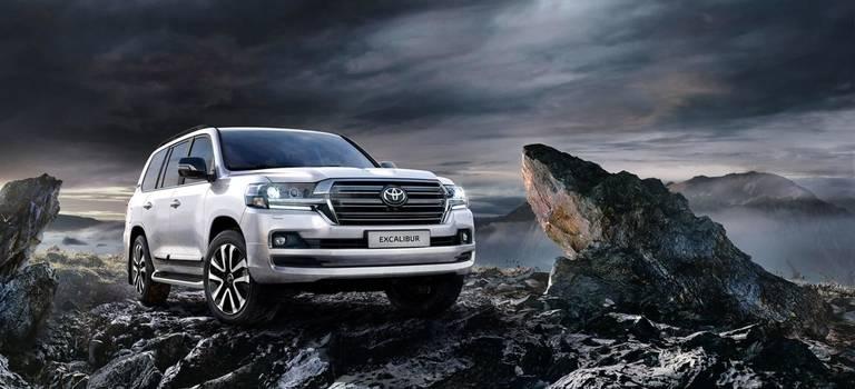 Toyota вчисле топ-5 лучших иностранных брендов вРоссии