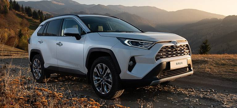 4×4: 16 причин купить Новый Toyota RAV4