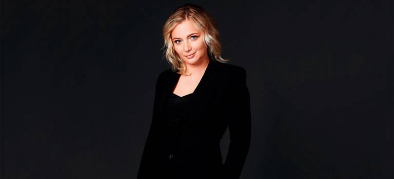 Вице-президент ООО«Тойота Мотор» Ирина Горбачева получила награду Rising Stars