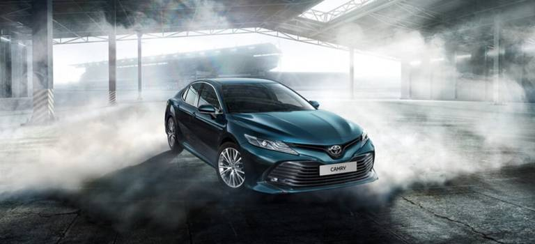 Абсолютно новая Toyota Camry: бестселлер, созданный заново
