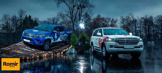 Toyota— самый любимый автомобильный бренд вРоссии