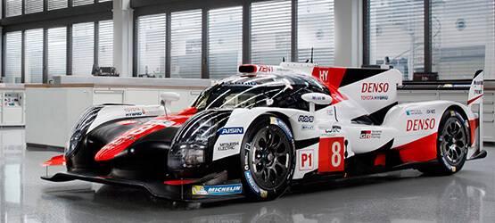 TOYOTA GAZOO Racing начинает сезон 2017 чемпионата WEC встатусе фаворита
