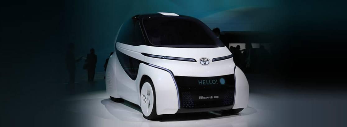 Toyota превратит Токио-2020 всамую технологичную Олимпиаду