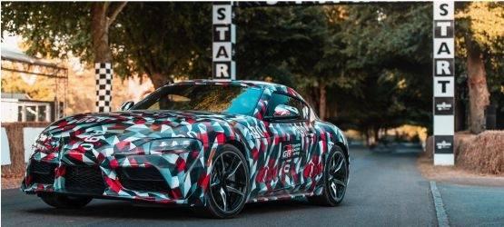 Новая Toyota Supra: возрожденная легенда поступит впродажу в2019 году