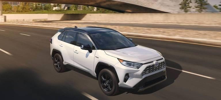 Кроссовер Toyota RAV4 нового поколения появится вРоссии всередине 2019 года