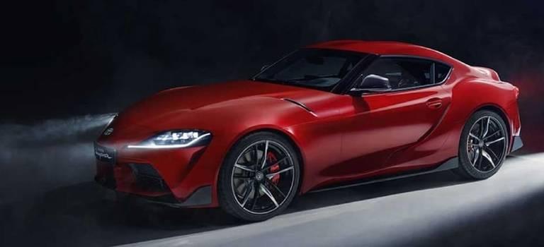 Для избранных. Toyota привезет вРоссию 22 спорткара Supra