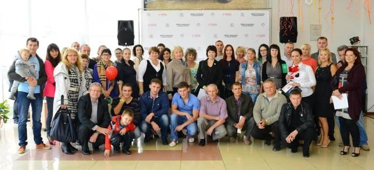 05октября 2013 года в«Тойота Центр Владивосток» прошло второе мероприятие «Добро пожаловать всемью Тойота».