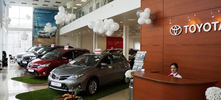 Тойота Центр Владивосток объявляет акцию «Неделя Вашей Мечты»
