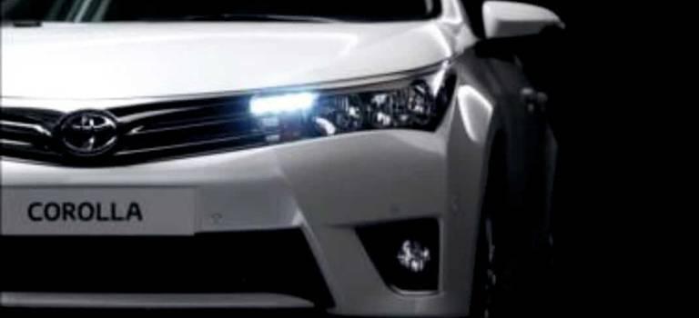 Toyota Corolla Легенда продолжается