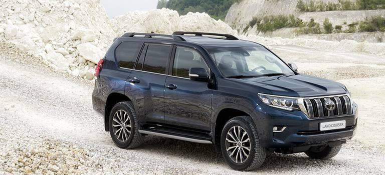Toyota представляет новый Land Cruiser Prado