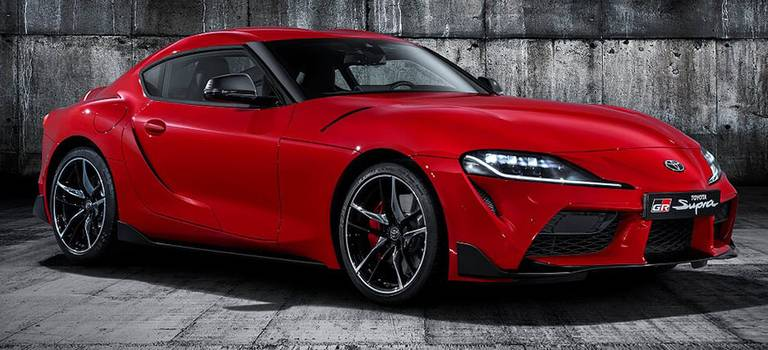 Новая Toyota Supra: сегодня вДетройте, скоро— вРоссии