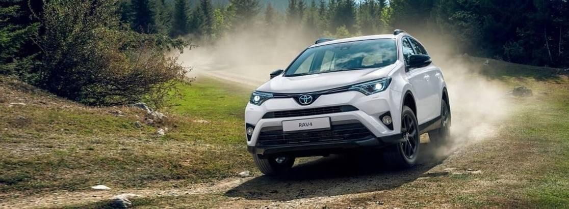 Toyota RAV4— приносит позитивные эмоции уже 25 лет!